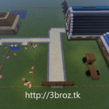 [Minecraft]Day2 - 農場物語@3Bro World~