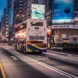 hong kong bus